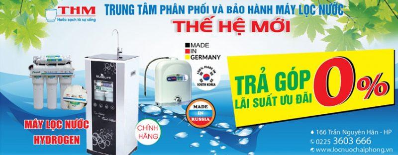 mua trả góp máy lọc nước lãi suất 0%